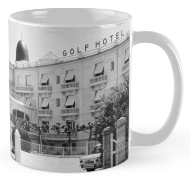 mug du Golf Hotel de Pontaillac à Royan